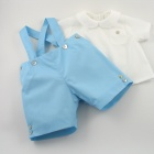 Sea Blue Baby Breeches Set