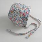 Liberty Aqua Betsy Bonnet