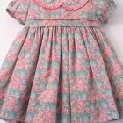 Liberty Clementina Baby Dress