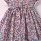 Liberty Pink Emma and Georgina Dress