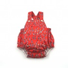 Liberty Red Musical March Sunsuit