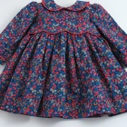Liberty Wiltshire Berries Baby Dress
